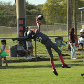 Davie Vs. West Pines by Jason Jackson - Sports & Fitness American and Canadian football