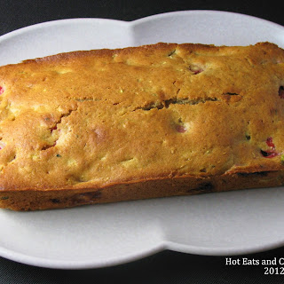 Fresh Strawberry and Zucchini Quick Bread
