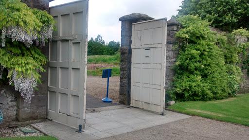 Garden West Doorway
