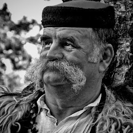 Ličanin by Dunja Kolar - People Portraits of Men ( ličanin croatia )