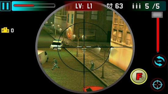 Sniper Shoot War 3D APK for Bluestacks