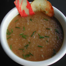 Apple-Potato Soup