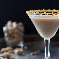 Peanut Butter and Jelly Martini (AKA PB&J Martini)