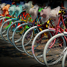 by Muhasrul Zubir - Transportation Bicycles