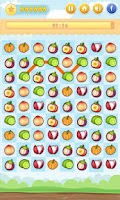 Screenshot of Fruits Line
