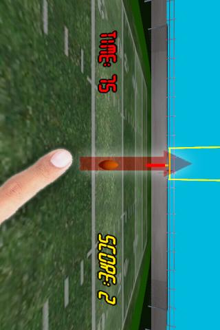 Flick Football Kick 3D ~ FREE