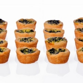 Mini Quiches Met Prei