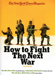 NY Times Magazine Cover How to fight the next war