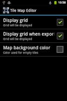Screenshot of Tile Map Editor