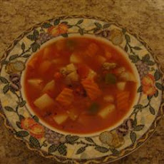 Manhattan Clam Chowder