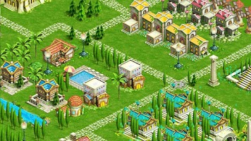 Screenshot of Elf City