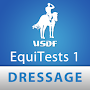 USDF EquitTests 1 - Dressage