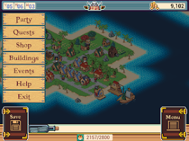 Screenshot of Epic Pirates Story Free