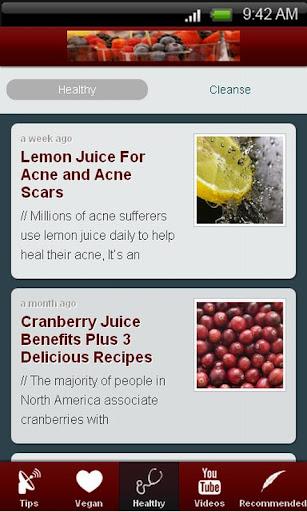 【免費生活App】Juicing Recipes-APP點子