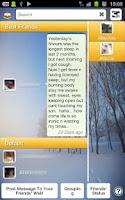 Screenshot of Post Something! Lite