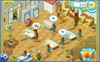 Screenshot of Supermarket Mania®