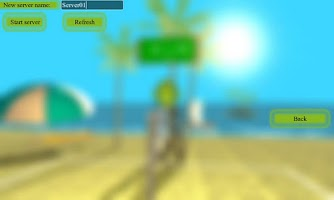 Screenshot of Volleyball Physics HD