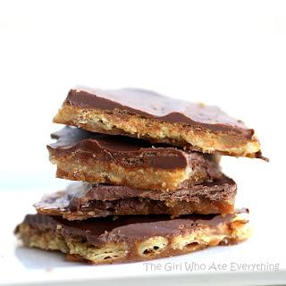 Saltine Cracker Dessert Microwave Recipes