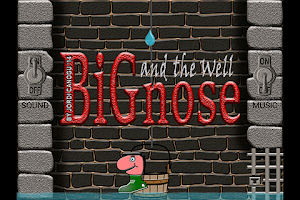 Screenshot of Adventure: Bignose & the well