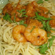 Coriander-Curry Shrimp