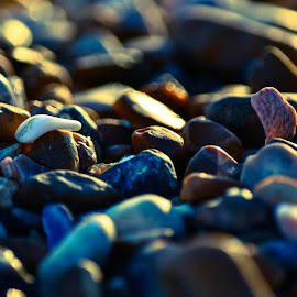 Beach by Higaara Nakamura - Nature Up Close Rock & Stone