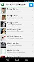 Screenshot of Lista Telefônica Recomind.net