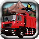 Game Truck Driver 3D APK for Kindle