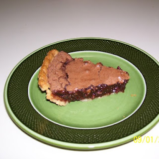 Old Fashioned Fudge Pie