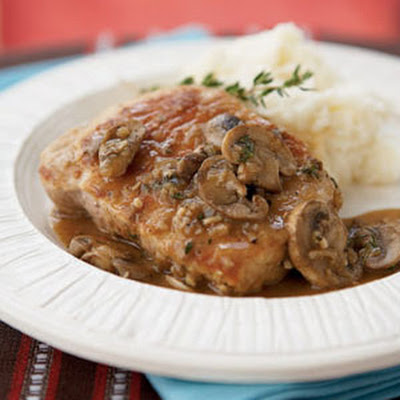 Pork Chops Marsala