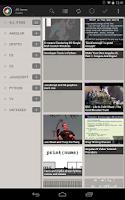 Screenshot of Pocket+ extension for News+