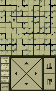 Maze Grid - free maze game - screenshot