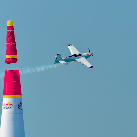 the cutting edge by Manny Fajutag - News & Events Sports ( #redbull air race, #sports )