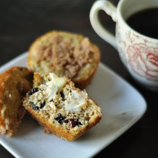 Quick and Homey Oatmeal Raisin Muffins