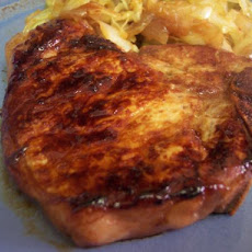 Asian Grilled Pork Chops