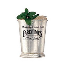 Early Times Mint Julep Recipe