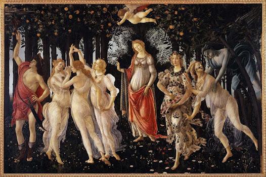 Botticelli Sandro, Primavera