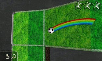 Screenshot of Rainbow Racer