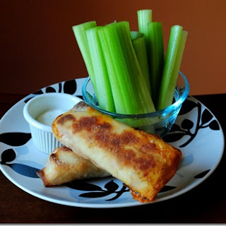 Chicken Egg Rolls Cream Cheese Recipes