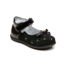 Step2wo Mini Solitude - Velcro Bar Shoe SHOES