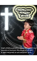 Screenshot of CATHOLIC PRAYER BOOK