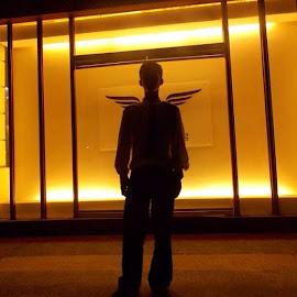 by Ji Ji - People Portraits of Men ( Fly )
