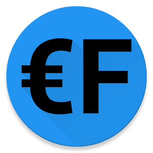 This app is an inflation calculator for french Franc and Euros APK Icon