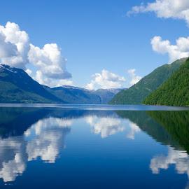 by Sverre Sebjørnsen - Landscapes Mountains & Hills