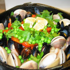 Dutch Oven Paella