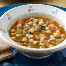 Weight Watchers Chickpea Soup