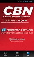 Screenshot of CBN Campinas