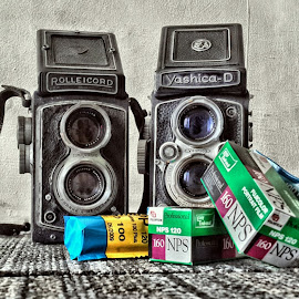 twin lens reflex by Dippo Art - Instagram & Mobile Android (  )