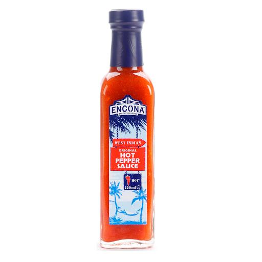 Encona West Indian Hot Pepper Sauce