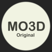 MO3D for Cardboard VR Cinema Icon