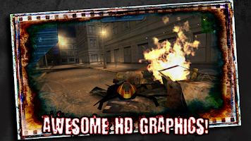 Screenshot of ARDrone Sim: Zombies